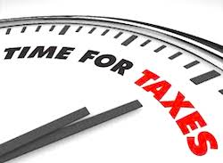 time to pay your taxes